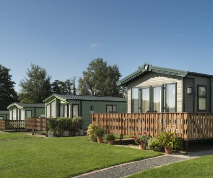 5 star caravan holiday park herefordshire