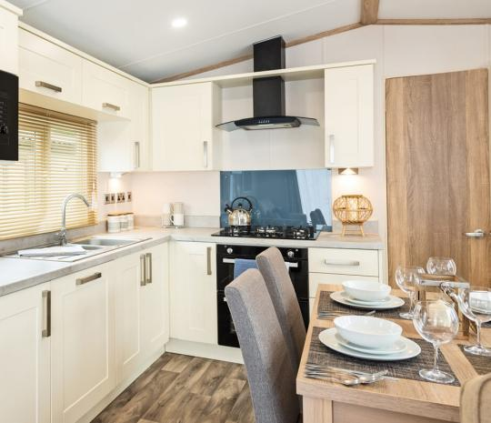 Sunseeker Supreme kitchen photo