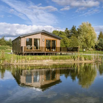 Luxury holiday lodges for sale at Arrow Bank