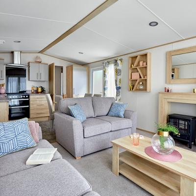 ABI Beverley caravan holida home for sale at Pearl Lake photo
