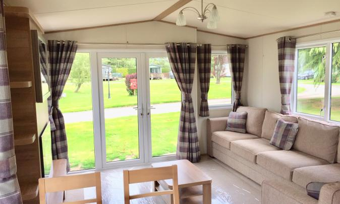 ABI Hereford for sale on 5* Holiday Park in Herefordshire